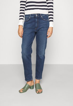 CAMBRA - Relaxed fit jeans - blu notte