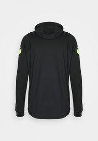 Nike Performance - DRY STRIKE SUIT - Tracksuit - black/volt - 2