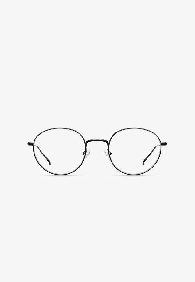 YUDA BLUE LIGHT - Blue light glasses - black