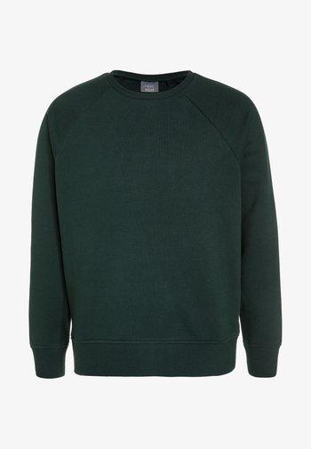 CREW NECK - Sweatshirt - green