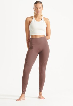 HIGH WAISTED - Leggings - Trousers - shopping bag