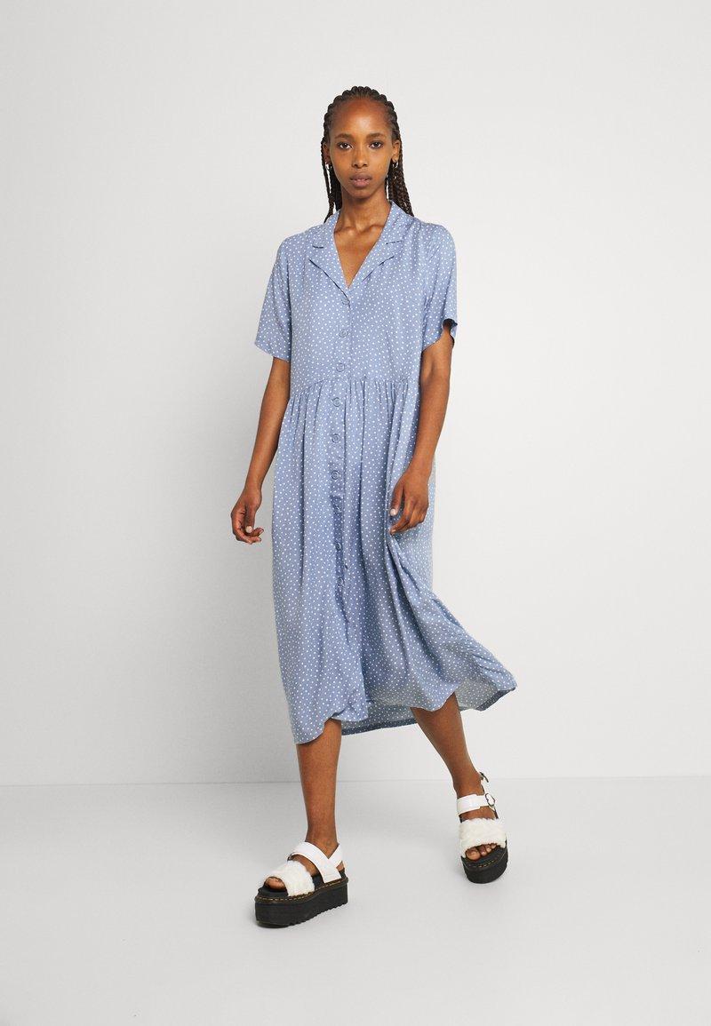 Monki - Maxi dress - light blue