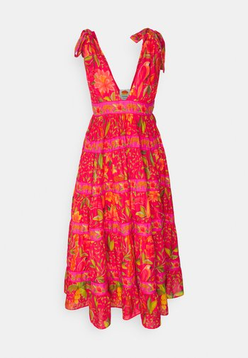 DRESS - Day dress - solar forest