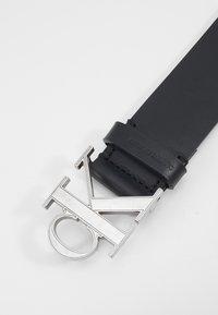 Calvin Klein Jeans - MONO HARDWARE - Belt - black - 2