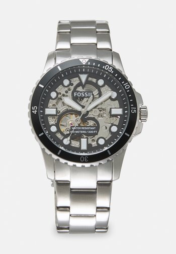 AUTOMATIC - Chronograph watch - silver-coloured