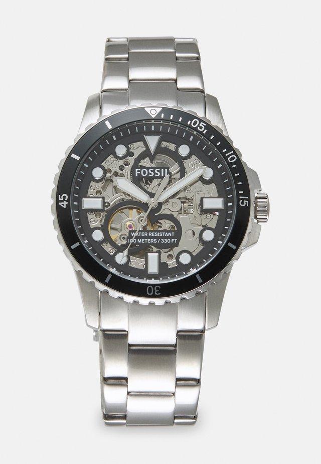 AUTOMATIC - Cronografo - silver-coloured
