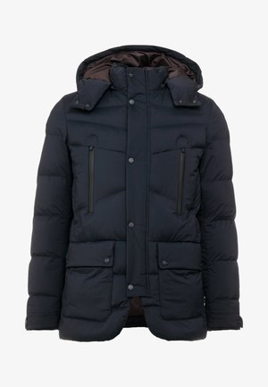 CARCOAT - Winter jacket - blue