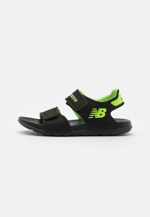 WELCRO UNISEX - Pool slides - black