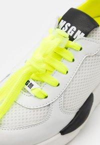 MSGM - Trainers - white - 5