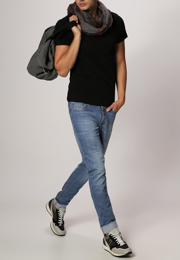 Resteröds - ORIGINAL - Basic T-shirt - black