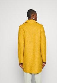 TOM TAILOR - EASY WINTER COAT - Classic coat - california sand yellow - 2