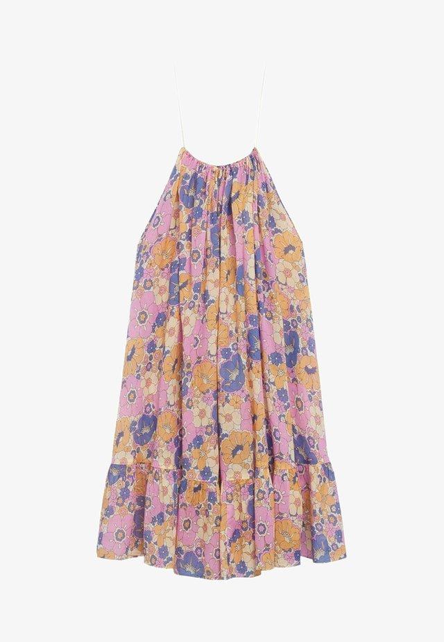 Vestido informal - rose