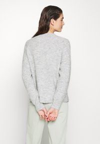 Selected Femme - SLFLULU - Cardigan - light grey melange - 2