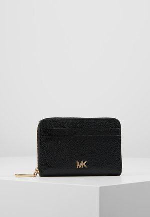MOTTZA COIN CARD CASE MERCER PEBBLE - Peněženka - black