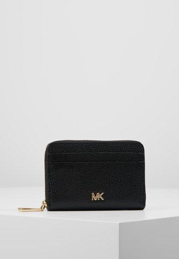 MOTTZA COIN CARD CASE MERCER PEBBLE - Plånbok - black