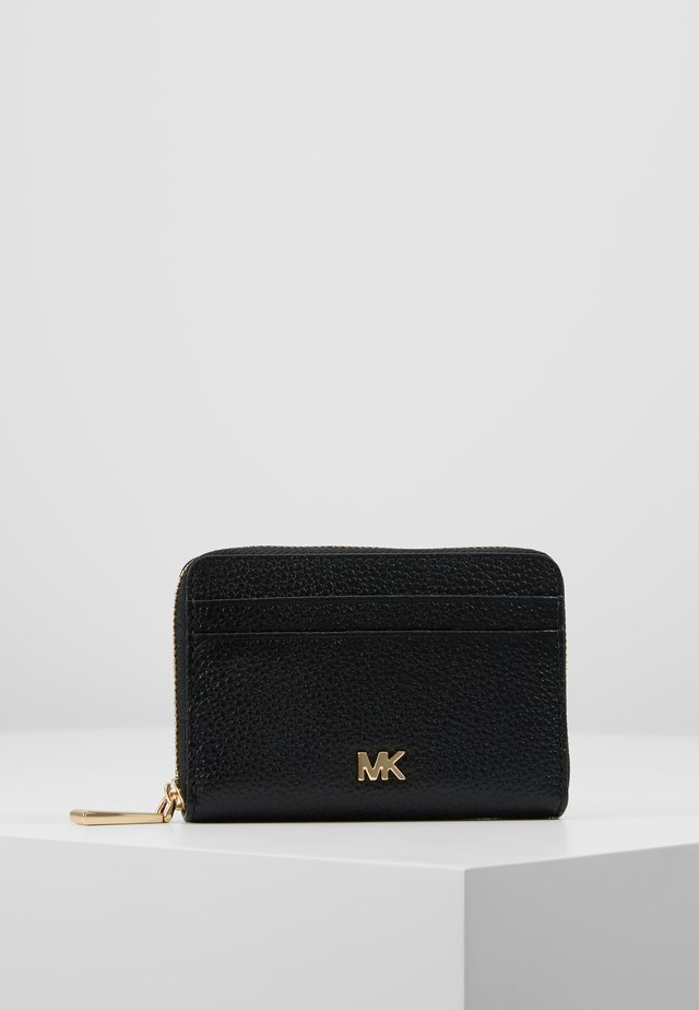 COIN CARD CASE MERCER - Portemonnee - black