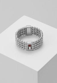 Tommy Hilfiger - DRESSED UP - Prsten - silver-coloured - 2