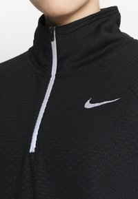 Nike Performance - SPHERE - Mikina - black/reflective silver - 5