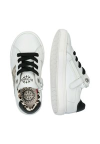 Braqeez - LESLEY LOUWIES  - Trainers - white - 3