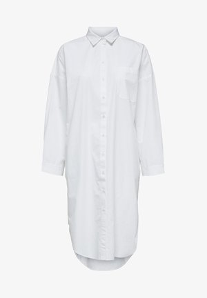 Shirt dress - bright white