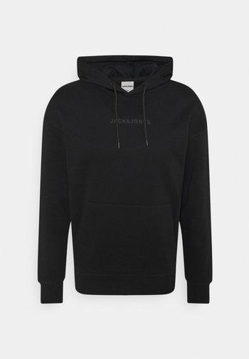 JCOMARCO HOOD - Sweatshirt - black