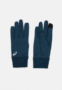 ASICS - RUNNING PACK SET UNISEX - Fingerhandschuh - magnetic blue - 2