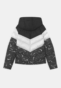 Nike Sportswear - UNISEX - Winterjas - black/white - 1
