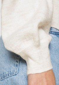 Pepe Jeans - CLOTILDA - Jumper - buttermilk - 5