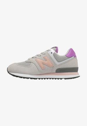 Sneakers laag - summer fog/oyster pink