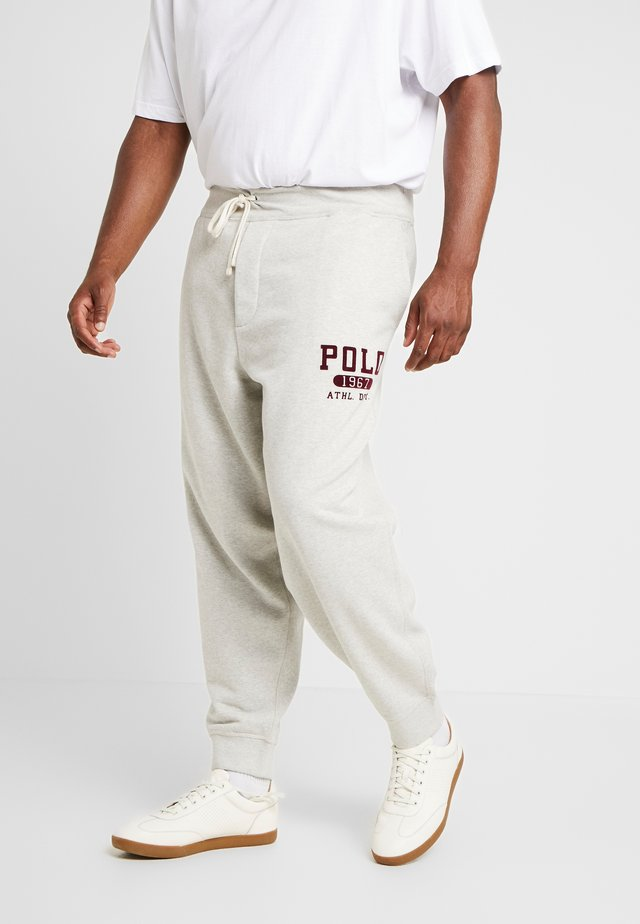 VINTAGE  - Pantaloni sportivi - heather