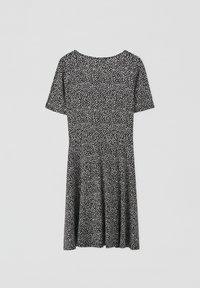 PULL&BEAR - Robe d'été - black - 9