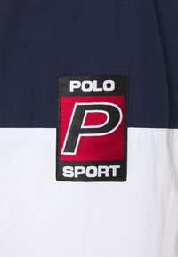 Polo Ralph Lauren - FREESTYLE CLASSIC - Summer jacket - pure white/multi - 2