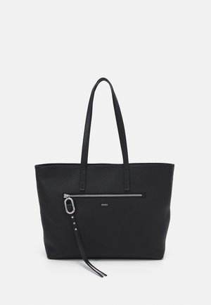 KIM SHOPPER - Tote bag - black