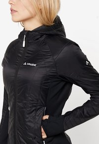 Vaude - WOMENS SESVENNA JACKET III - Outdoor jacket - black - 5