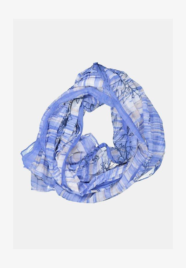 Sjaal - jeansblau