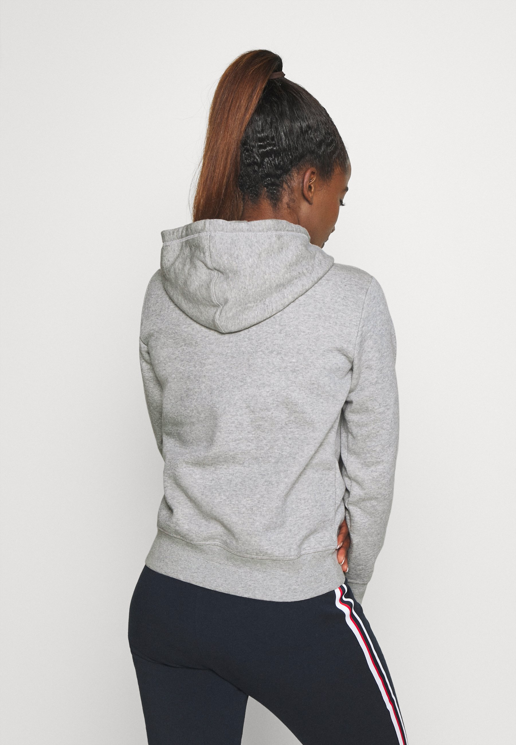 ESSENTIAL HOODED LEGACY Sweat à capuche mottled grey