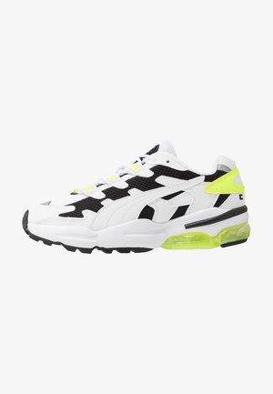 Sneakers - wht/yellow