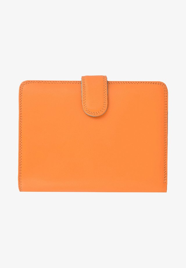LARGE - Wallet - orange
