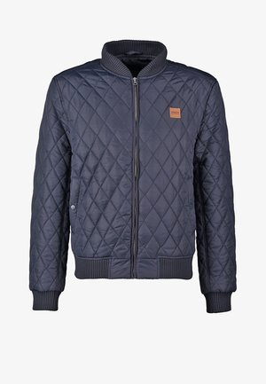 DIAMOND - Übergangsjacke - navy