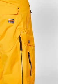 State of Elevenate - BREVENT PANTS - Snow pants - cadmium yellow - 4