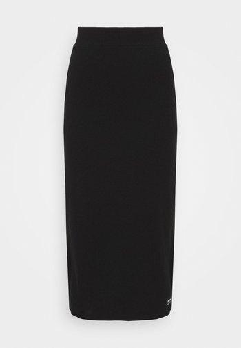 TABITHA SKIRT - Pencil skirt - black