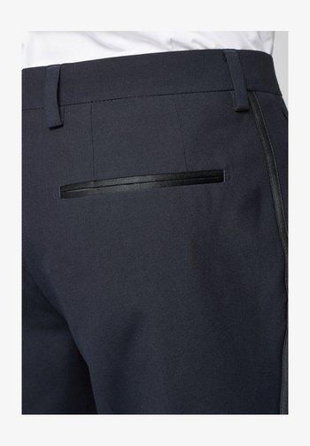 TUXEDO - Oblekové kalhoty - blue