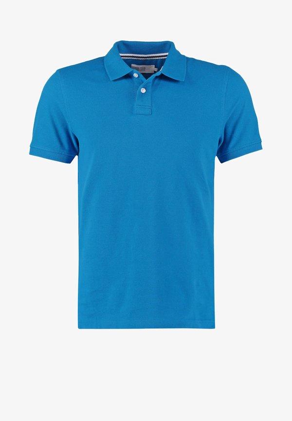 Pier One Koszulka polo - blue/niebieski Odzież Męska JIRO