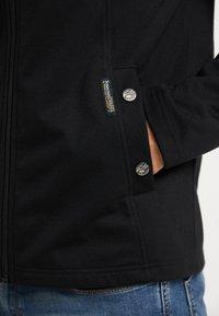 Schmuddelwedda - FUNKTIONS - Outdoor jacket - schwarz - 3