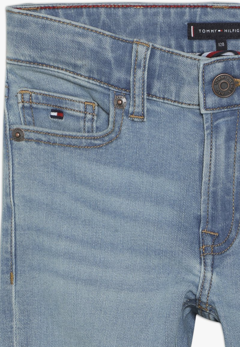 aluminio Instalaciones pensión  Tommy Hilfiger SIMON SKINNY - Jeans Skinny Fit - denim - Zalando.ie