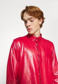 Twisted Tailor - SLEDGE  - Košile - red - 3
