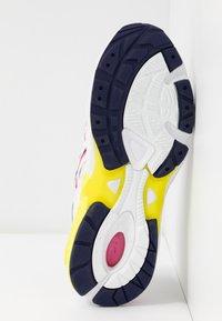 ASICS SportStyle - GEL KAYANO - Sneakers basse - white/purple matte - 8