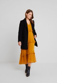 YAS - YASESTELLE LONG DRESS - Denní šaty - buckthorn brown - 2