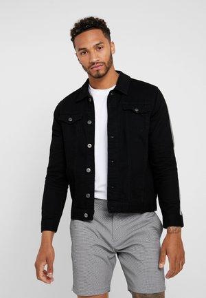 POLARTAPE - Veste en jean - black