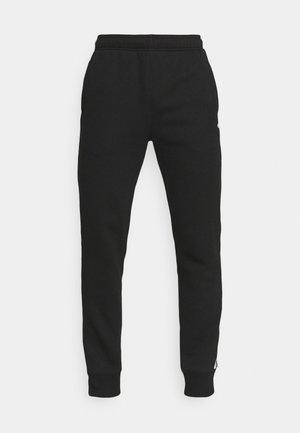 CUFF PANTS - Pantalon de survêtement - black